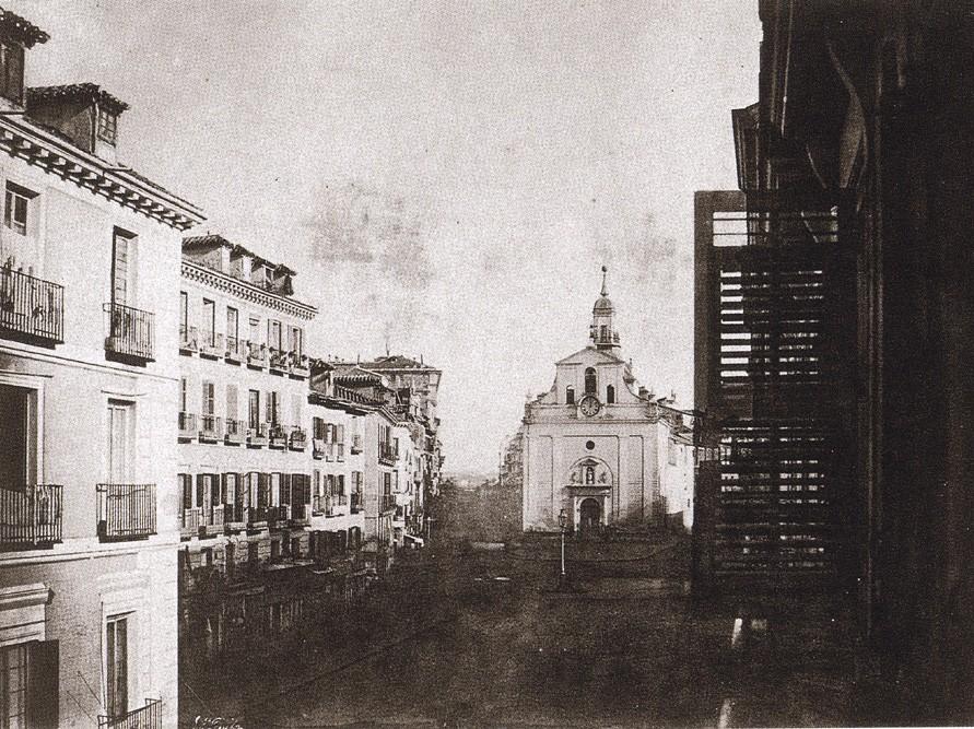 La plaza a principios de 1850 2328fa1974f